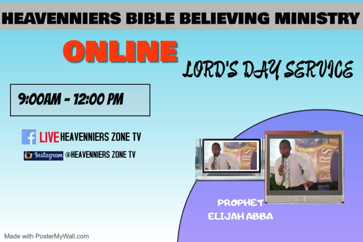 Heavennniers Bible Believing Ministry